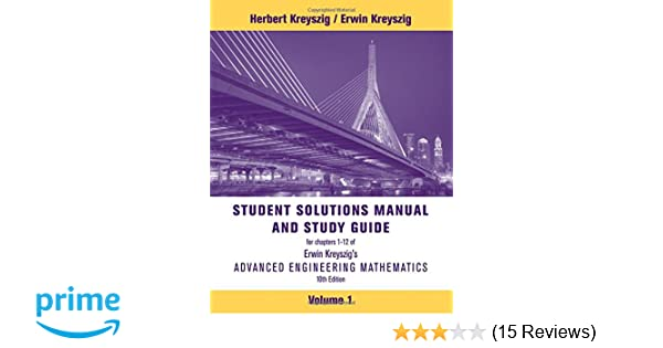 Erwin Kreyszig 9th Edition Solution Pdf