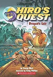 Dragon's Lair (Hiro's Quest, No.4)