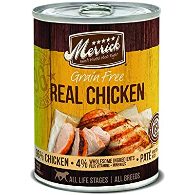 Merrick Grain Free Wet Dog Food
