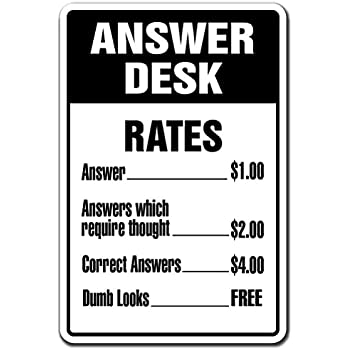Funny accounting signs