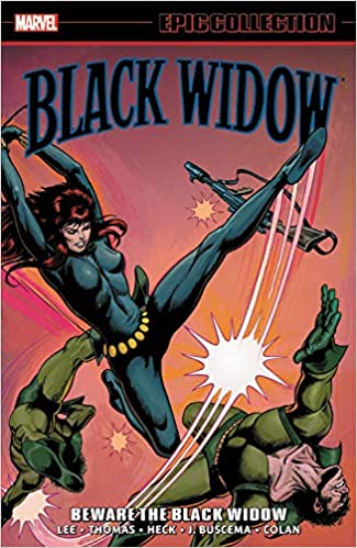 Black Widow Epic Collection: Beware the Black Widow: Amazon