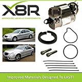 Mercedes E Class W211 WABCO AIR SUSPENSION COMPRESSOR PISTON RING REPAIR FIX KIT X8R45