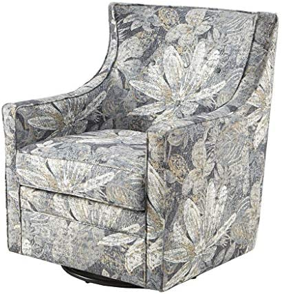 Madison Park Alana Swivel Chair