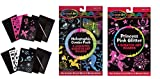 Scratch Art Bundle - Holographic Combo Pack + Princess Pink Glitter