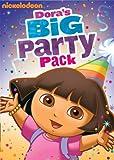 DVD : Dora's Big Party Pack
