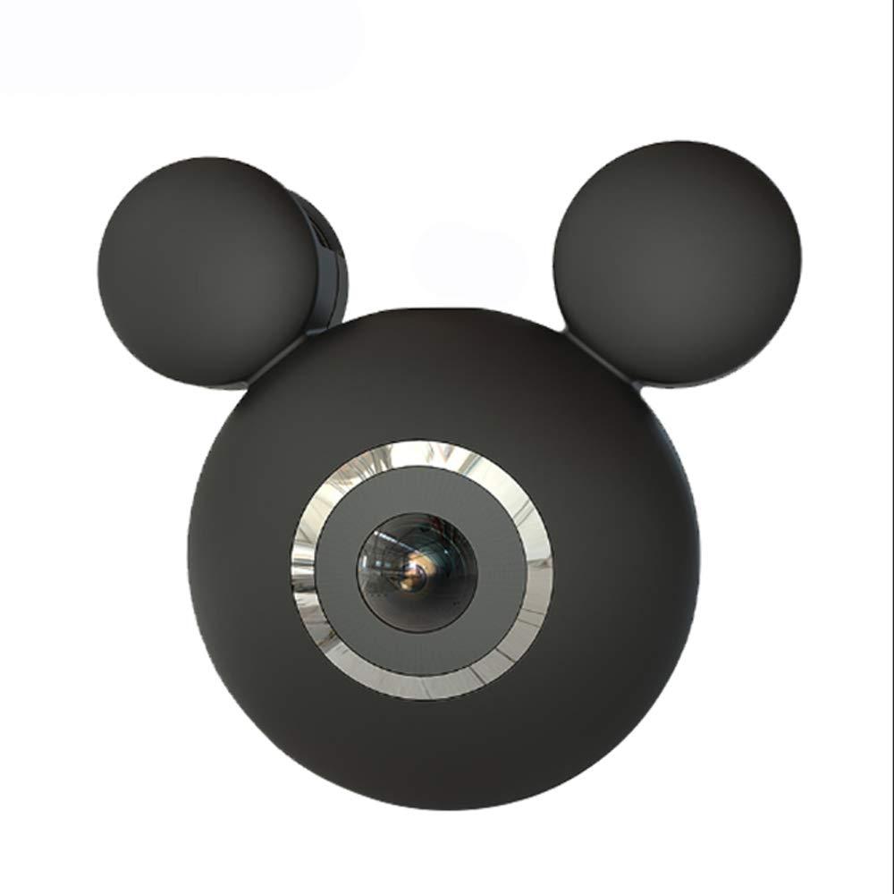 Panoramic VR Camera Dual Lens Mickey Mouse Super Mini Smart Panoramic Camera