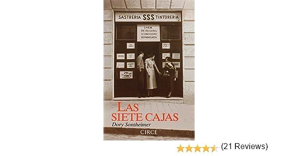 Las Siete Cajas (Biografía): Amazon.es: Sontheimer, Dory: Libros