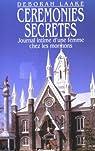 Cérémonies secrètes : Journal intime d'une femme chez les mormons par Laake