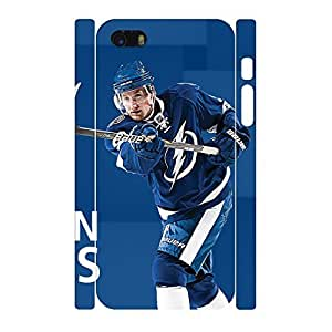 Fun Player Photo Series Luxurious Custom Personalized Hockey Athlete Player Photograph Skin for Iphone 5 5s Case