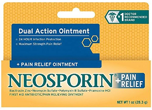 Neosporin Maximum Strength Antibiotic Ointment product image