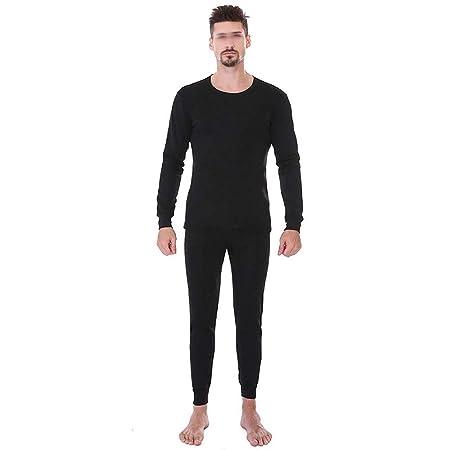 Set de ropa térmica para hombre Los hombres la ropa interior ...