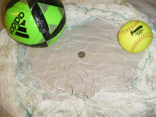 15 X 25 Soccer, Basketball, Softball, Sports, Fish Net, Netting by Florida Nets