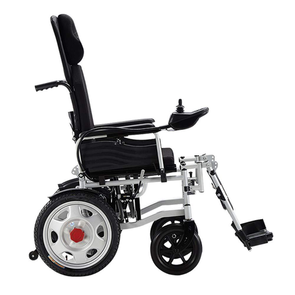 Amazon.com: Silla de ruedas eléctrica multifunción ...