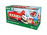 Brio Cargo Helicopter Wooden Toy, Red Review and Comparison