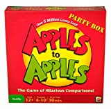 Apples to Apples Party Box – The Game of Crazy Combinations (Family Edition)