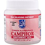 Camphor Ointment Pain Relief, 2 oz - Fast Acting