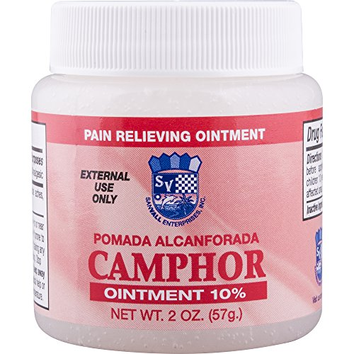 or Ointment - Pomada Alcanforada - Alcanfor Muscle Pain Relief ()