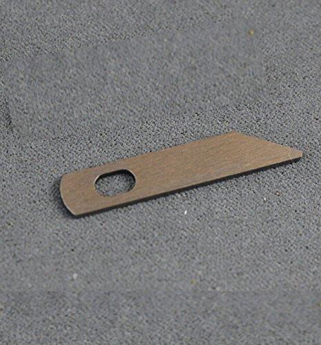 1 Piece Brother 929D 1034D 1134DW Viking Serger Lower Knife #X77683-001