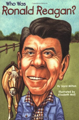 Who Was Ronald Reagan? - Book  of the Who Was/Is...?
