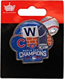 Chicago Cubs 2016 World Series Champions Lapel Pin Specific 13315