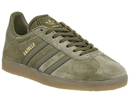 adidas Gazelle Bambino Sneaker Nero Verde