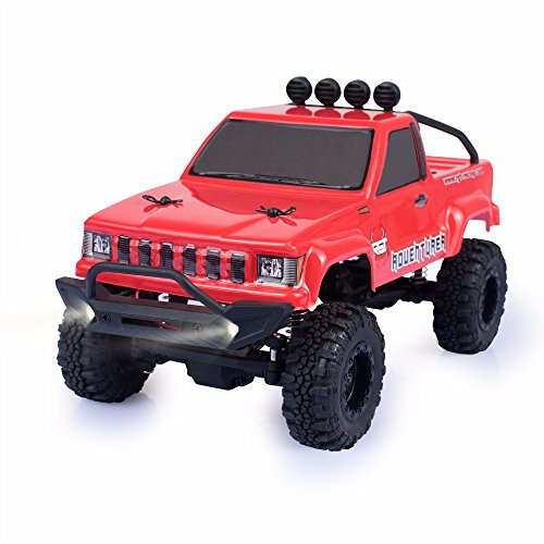 HSP 1/24 Scale RC Crawlers Off Road Monster Truck 136240 Rock Crawler Mini RC Car with Lights RTC Sold by Zerohobby