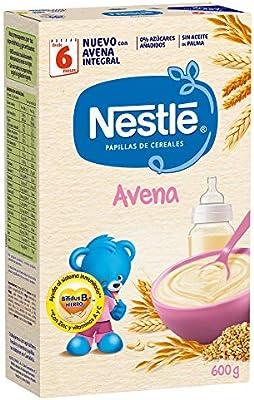 cereal de avena maternity bebe casero