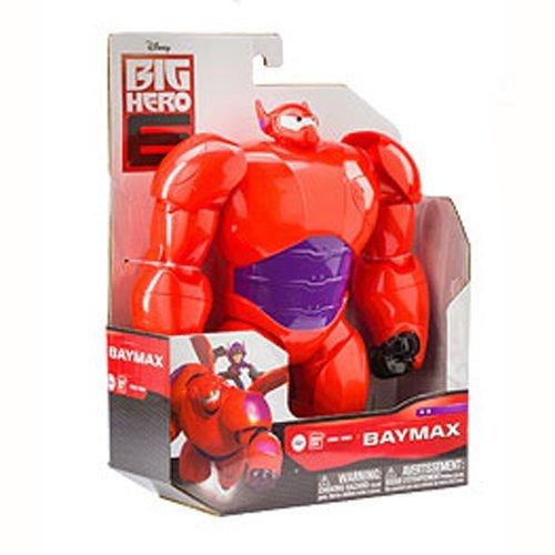 Big Hero 6 Armored Hero Baymax 10-Inch Action Figure