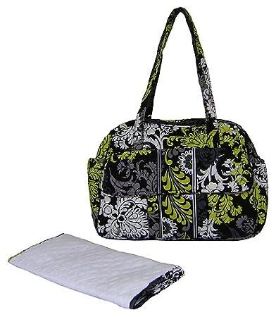 Amazon.com   Vera Bradley Baby Bag (Baroque)   Diaper Tote Bags   Baby 774958bba6b90
