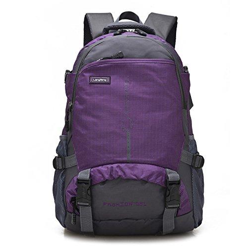 CLCOOL Bergsteigen-Tasche25L Rucksack Outdoor Reisen Wandern Klettern Camping wasserdichte Bergsteigen Unisex Taschen , grün