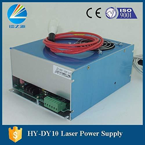 Utini RECI W1 W2 75W 90W CO2 Glass Laser Tube Power Source HY-DY10 AC110V/220V