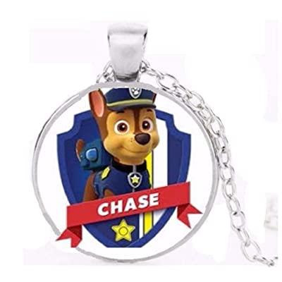 NEW Paw Patrol Chase Necklace: Jewelry