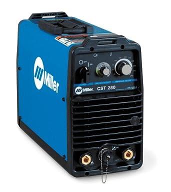 Soldador manual de varilla/TIG, 220 - 230 V , 280 A con conectores tipo Tweco: Amazon.es: Amazon.es