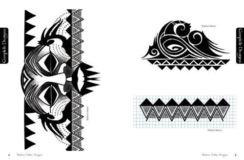 51cbf2b949787 Modern Tribal Tattoo Designs: Lora Irish: 9781565233980: Amazon.com: Books