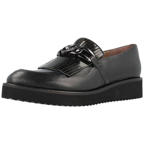 Mocasines para Mujer, Color Negro, Marca ZINDA, Modelo Mocasines para Mujer ZINDA 1937 Negro: Amazon.es: Zapatos y complementos