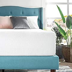 Enjoy the comfort and support of Green Tea Memory Foam. The Memory Foam 12 Inch Green Tea Mattress provides conforming comfort with a Memory foam layer and Pressure Relieving Comfort Foam layer that conforms to the natural shape of your body....
