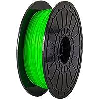 Flashforge® PLA 3D Printing Filament 1.75mm 0.6KG/Roll for Dreamer (Green)