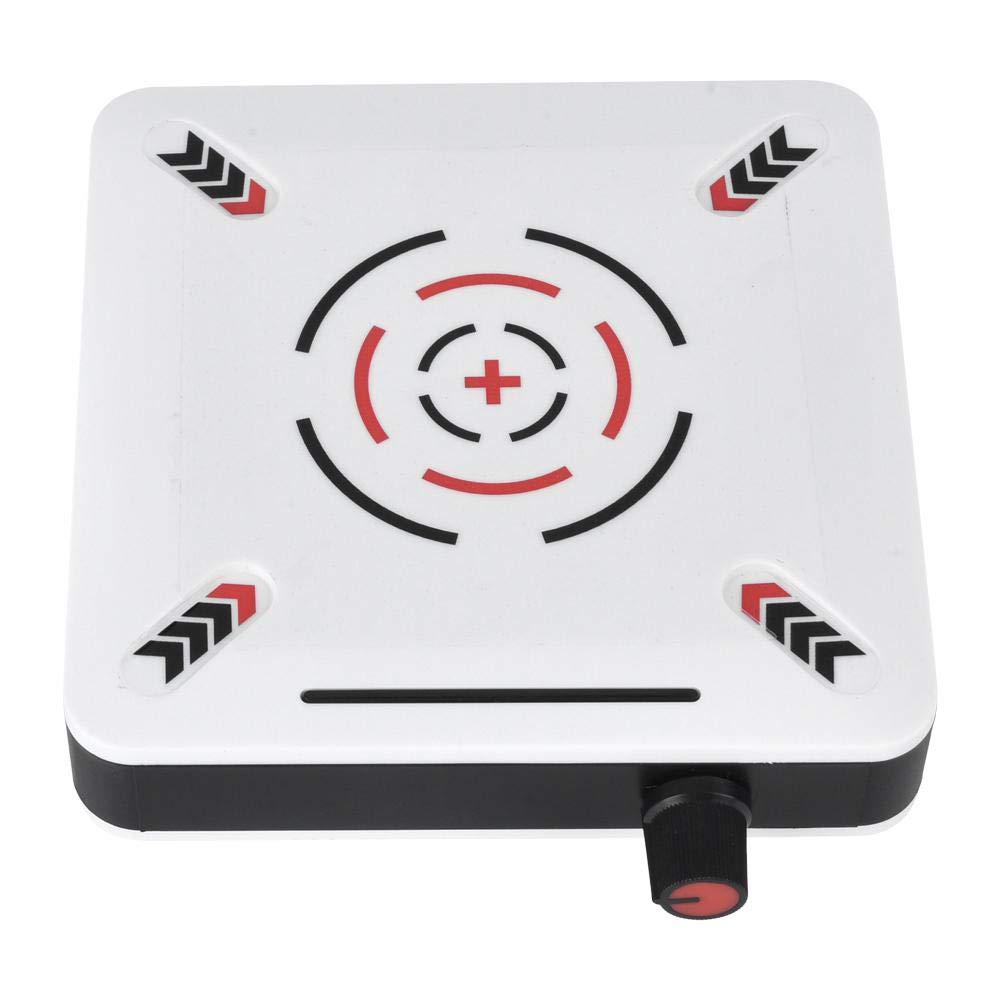 Mezclador agitador magn/ético 0-2400 RPM HJ-1S Mini Plastic 1000ml 25W Mezclador agitador magn/ético 1#