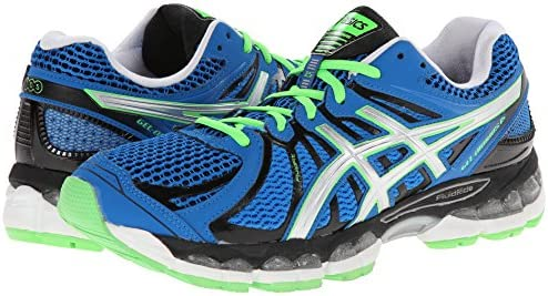 Asics Zapatillas Running Gel Nimbus 15 Azul EU 48 (US 13): Amazon ...
