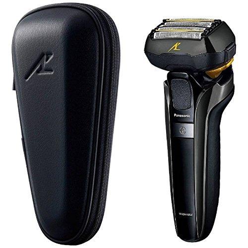 Panasonic AC 100-240V shaver WASHABLE (5 blades) ES-CLV8C-S(Japan Domestic genuine products)