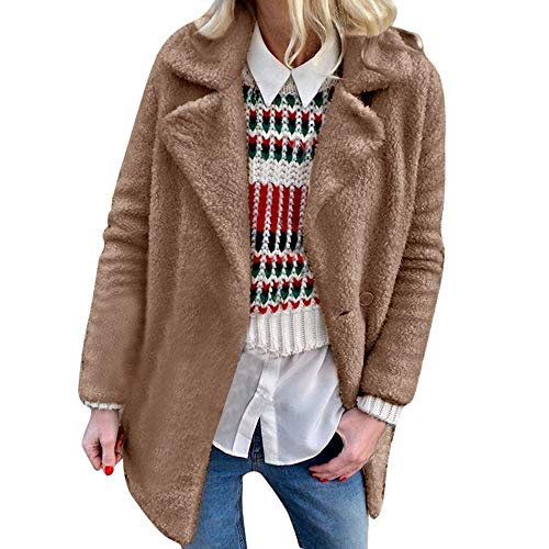Womens Coats, Casual Fashion Long Sleeve Thick Hooded Open Stitch Coat Jacket Cardigan Winter ODGear
