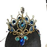 ballet tiara headpiece 11-1 hand-made Japan