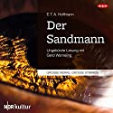 Der Sandmann Audiobook by E. T. A. Hoffmann Narrated by Gerd Wameling