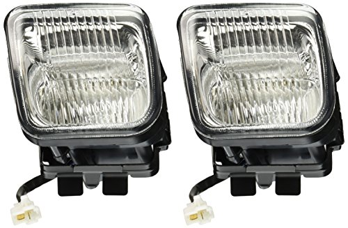 Spec-D Tuning LF-CV96COEM Honda Civic Ex Dx Lx Clear Oem Style Fog Lights, Switch, Relay