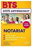 Image de BTS 100% Entraînement Notariat Toutes Matières