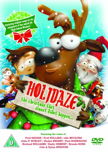 Holidaze - The Christmas That Almost Didn't Happen DVD 2007 NTSC ...