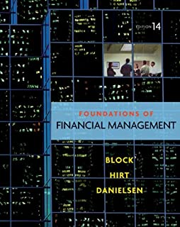 Foundations of financial management with time value of money card foundations of financial management 14th edition fandeluxe Gallery