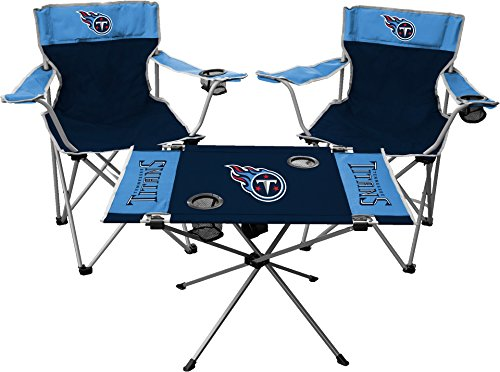 (Rawlings NFL Tennessee Titans Tailgate Kit, Team Color, One Size)