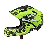 MJW Children/Children/Children City Skating Helmet Ideal Skateboard Bike And Stunt Scooter Helmet Age Guide 3-8 Year Old Boy/Girl,Green