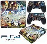Star Fox Battle for Atlas Starfox Video Game Vinyl Decal Skin Sticker Cover for Sony Playstation 4 Slim